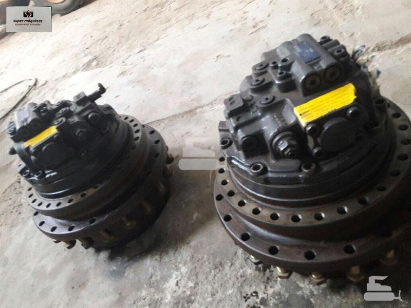 Motor de tração escavadeira